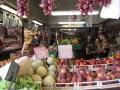 Auf dem Markt in Imperia